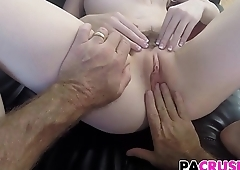 Sultry Dolly Leigh Gets Slammed By Stepfather