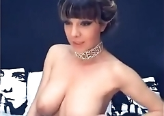 Webcam Sexy Petite Romanian with Big Tits