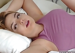 Mom finds porn on computer and hot blonde german milf xxx Sly Stepmom