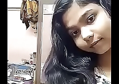 Indian desi girl is opening her clothes