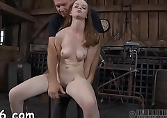 Endless poundings for sweetheart'_s taut anal tunnel