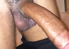 Indian Swinger Wife loving Big Black Cock