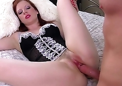 Beta Cuckold watching me get Fucked by Stud