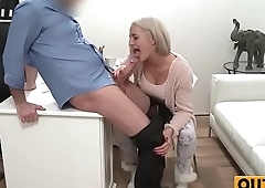 Hot Model Loves Cock with her Sushi(Nicole Vice) 03 video-13