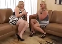 Interracial BBW  pussybandit