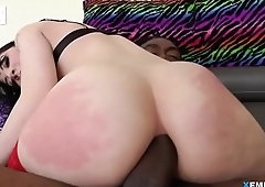 Bbc Dude Banged Slut'_s Tight Ass